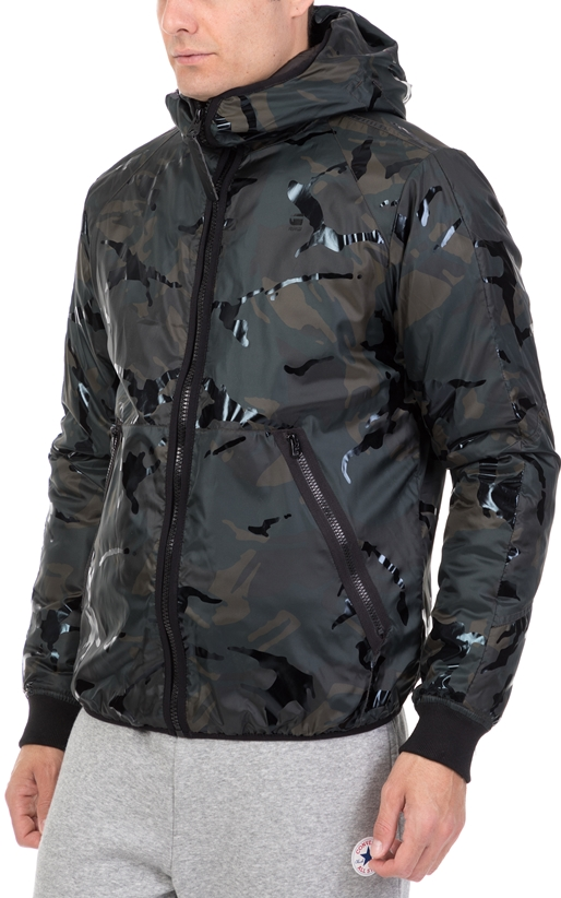Ανδρικό μπουφάν G-STAR RAW με μοτίβο παραλλαγής (1565946 ... e4ceb53d994