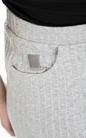 G-STAR RAW-Γυναικεία φούστα Erryn slim skirt γκρι