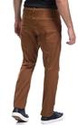 G-STAR RAW-Αντρικό παντελόνι D-Staq 3D Tapered G-STAR RAW καφέ
