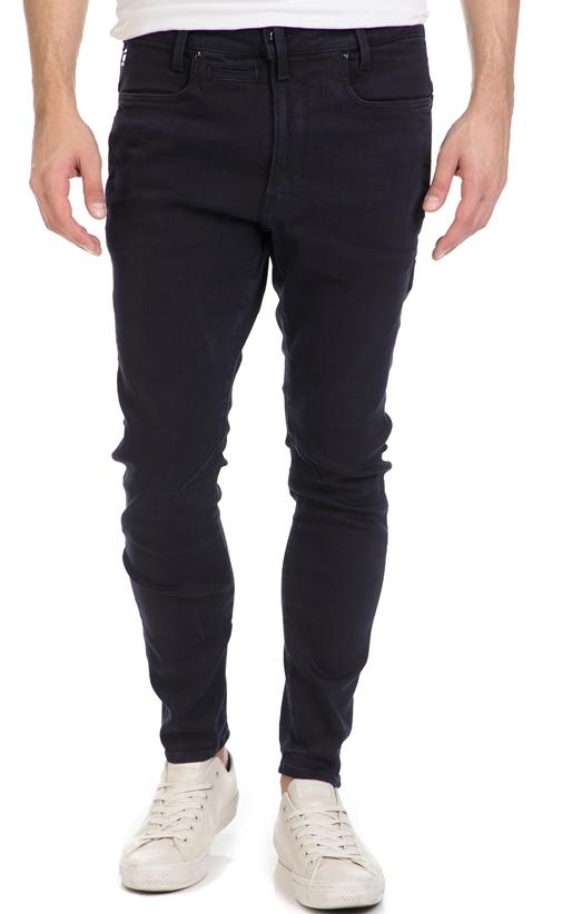 G-STAR RAW-Ανδρικό τζιν παντελόνι G-Star 3D SUPER SLIM μαύρο
