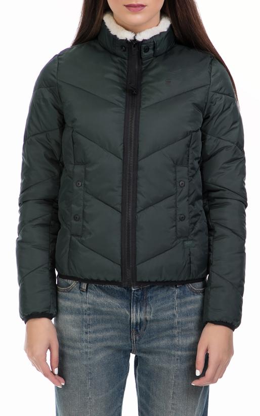Γυναικείο μπουφάν G-STAR RAW μαύρο (1580266)  4ea804b8c0e
