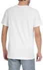 G-STAR-Ανδρική κοντομάνικη μπλούζα G-Star λευκή