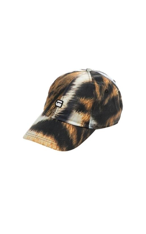 G-STAR RAW-Ανδρικό καπέλο G-STAR Raw λεοπάρ