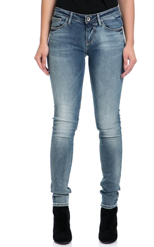 GARCIA JEANS-Γυναικείο τζιν παντελόνι Riva GARCIA JEANS μπλε