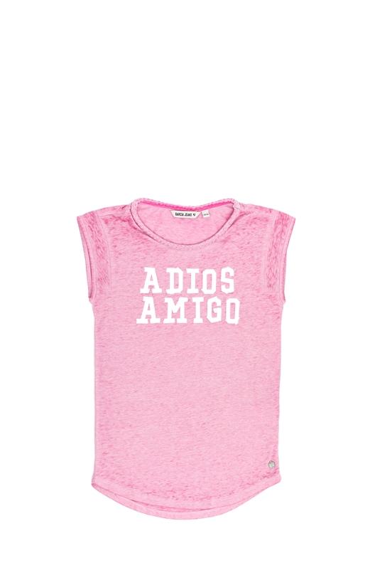 GARCIA JEANS-Παιδική μπλούζα Garcia Jeans ροζ