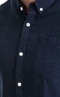 GARCIA JEANS-Αντρικό πουκάμισο GARCIA JEANS μπλε