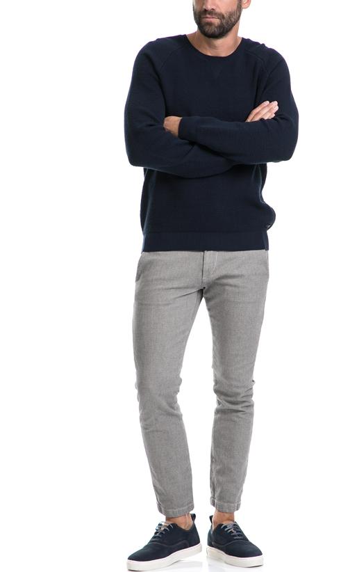 GARCIA JEANS-Αντρικό πουλόβερ GARCIA JEANS μπλε