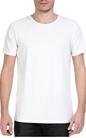 GARCIA JEANS-Κοντομάνικη μπλούζα GARCIA JEANS λευκή