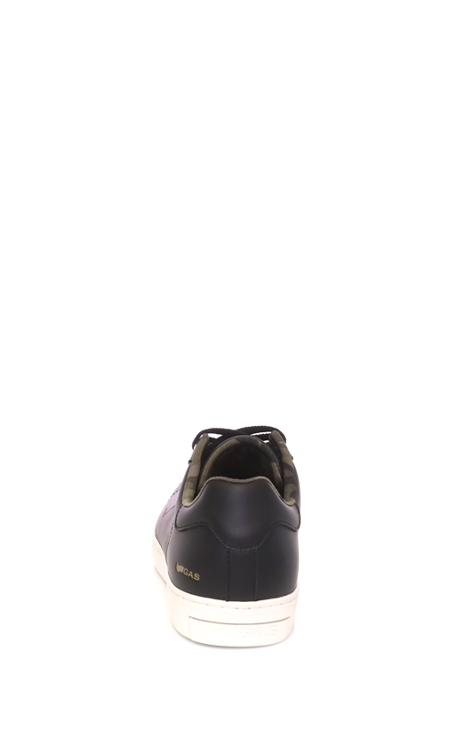GAS-Ανδρικά sneakers GAS μαύρα