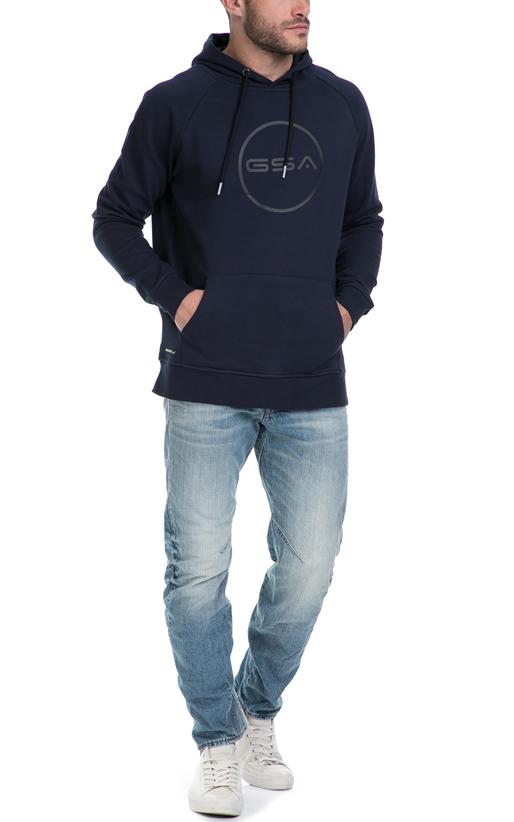 GSA-Ανδρική φούτερ μπλούζα GSA PERFORMANCE μπλε