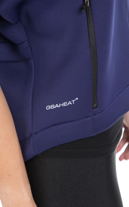 GSA-Γυναικεία ζακέτα GSA SCUBATECH μπλε