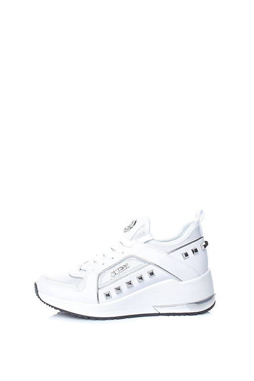 d926db465ae Γυναικεία sneakers GUESS JULYANN λευκά (1686304) | Collective Online