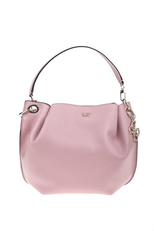 6fd62512ac Γυναικεία τσάντα ώμου Guess DIGITAL HOBO ροζ (1592652)