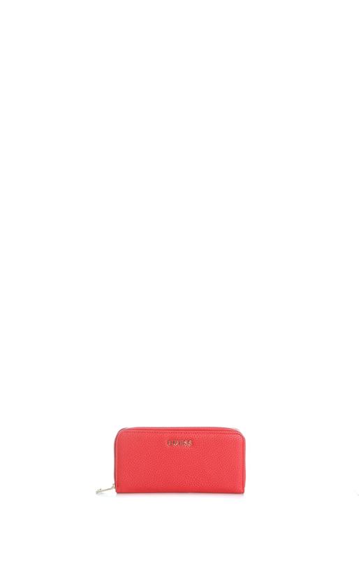 Γυναικείο πορτοφόλι Guess Angie κόκκινο (1492170)  30bcb2db7d8