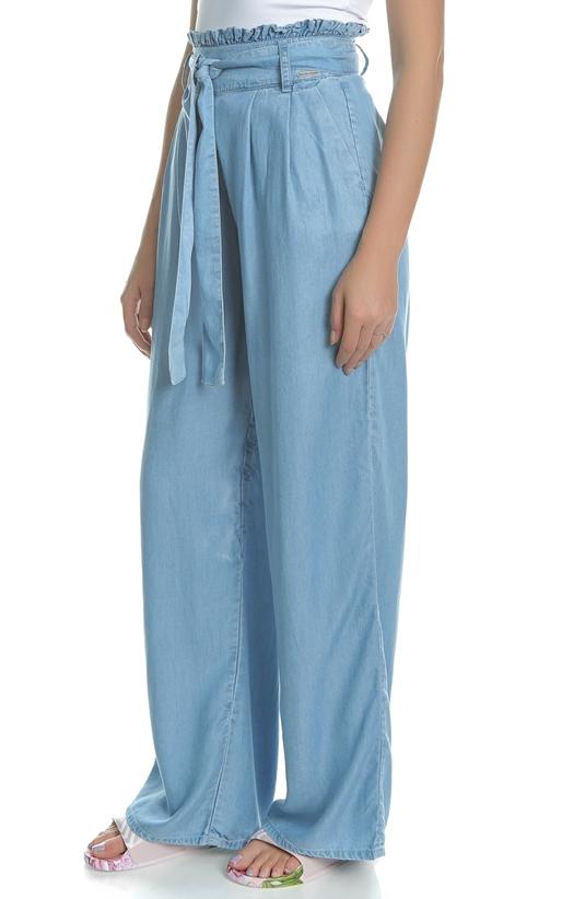Γυναικεία ψηλόμεση παντελόνα Guess JUDO γαλάζια (1613693 ... 56885e16230
