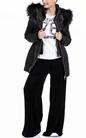 HALE BOB-Γυναικείο παντελόνι HALE BOB μαύρο
