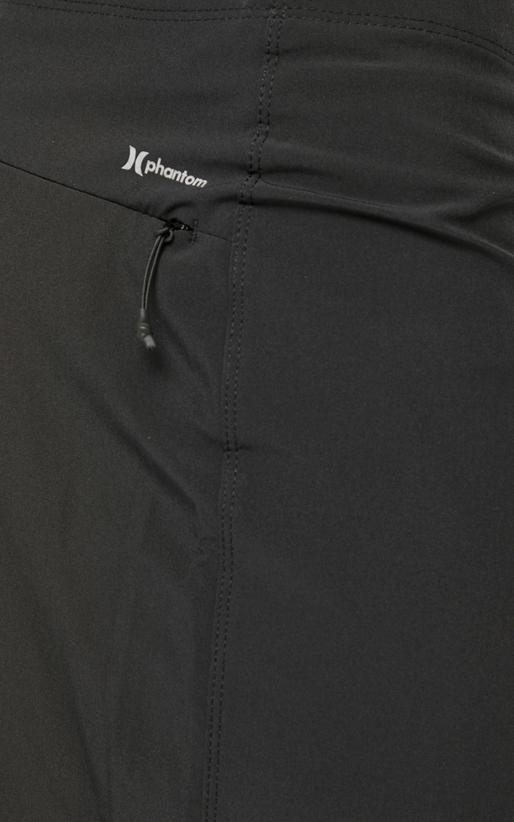 HURLEY-Ανδρικό μαγιό βερμούδα HURLEY PHANTOM ONE & ONLY μαύρο