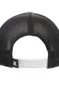 HURLEY-Ανδρικό καπέλο Hurley MILNER TRUCKER μαύρο-άσπρο