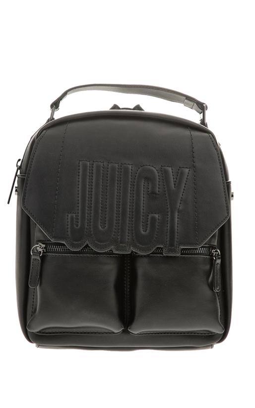 JUICY COUTURE-Γυναικείο σακίδιο πλάτης JUICY COUTURE BELLA μαύρο a176a067007