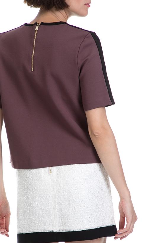 JUICY COUTURE-Γυναικεία μπλούζα JUICY COUTURE μοβ