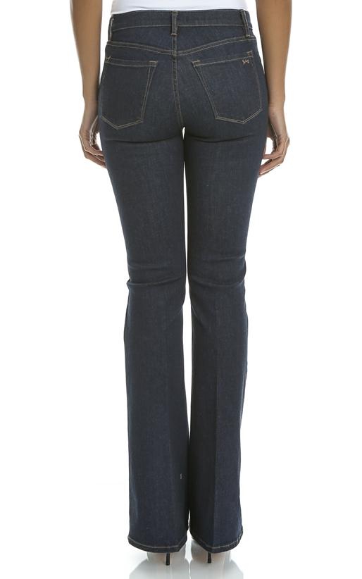 JUICY COUTURE-Γυναικείο jean παντελόνι JUICY DARK RINSE σκούρο μπλε