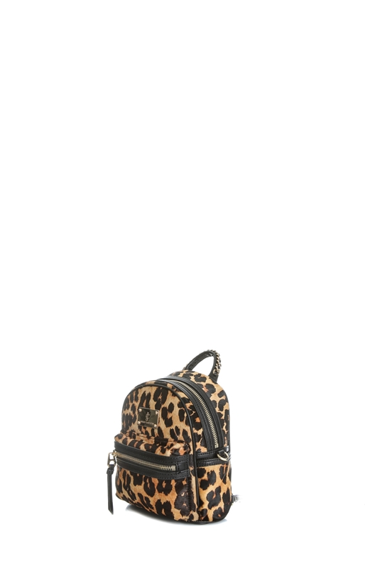 JUICY COUTURE-Γυναικείο backpack JUICY SOLSTICE animal print