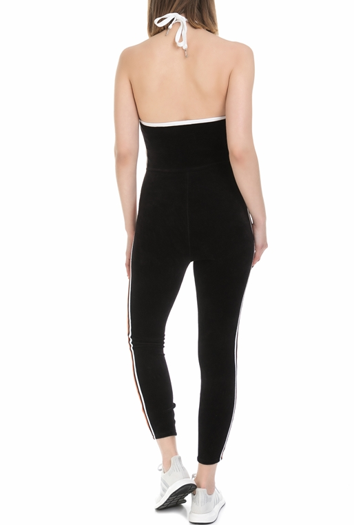 e82c4f43302a JUICY COUTURE-Γυναικεία ολόσωμη φόρμα Juicy Couture μαύρη