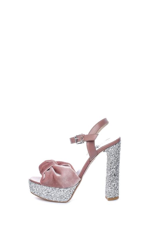 Γυναικεία πέδιλα Karl Lagerferd ροζ με στρας - KARL LAGERFELD ... 33f60918675