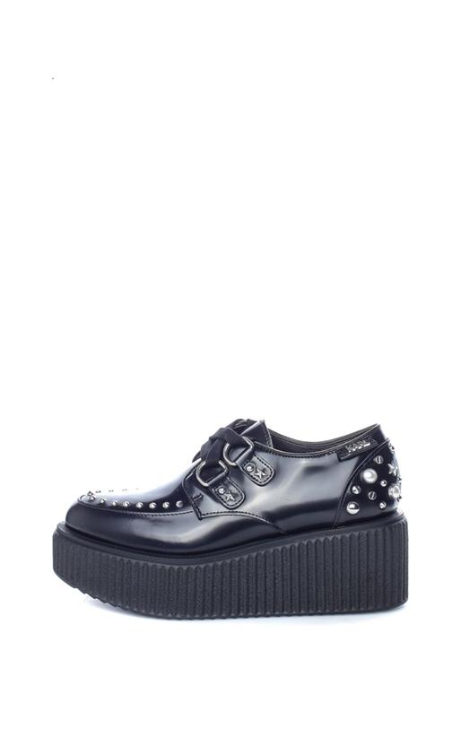 KARL LAGERFELD-Γυναικεία sneakers πλατφόρμες KREEPER Celestia KARL LAGERFELD μαύρα