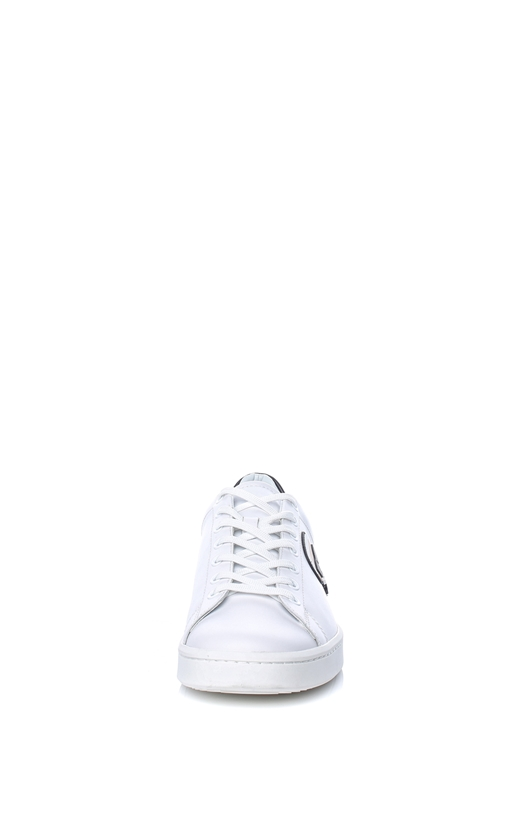 KARL LAGERFELD-Ανδρικά sneakers KARL LAGERFELD KOURT λευκά