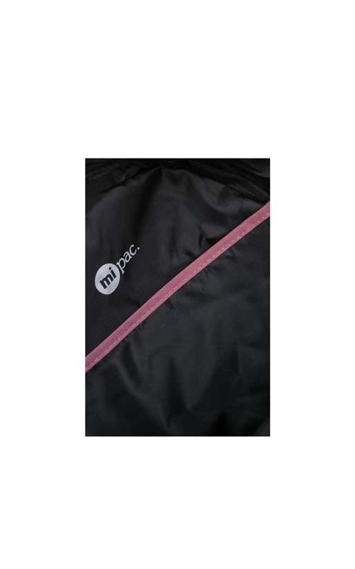 MIPAC-Γυναικεία τσάντα πλάτης POLKA MI-PAC ροζ-γκρι