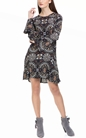 MOLLY BRACKEN-Γυναικείο φόρεμα MOLLY BRACKEN εμπριμέ