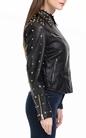 MOLLY BRACKEN-Γυναικείο τζάκετ MOLLY BRACKEN μαύρο