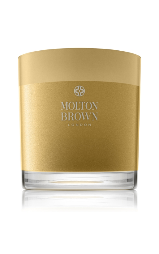 MOLTON BROWN -Κερί Oudh Accord & Gold Three Wick- 480g