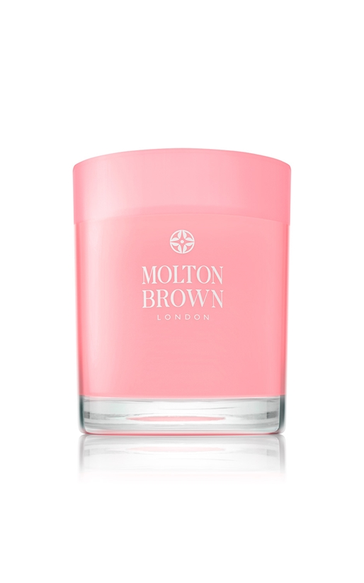 MOLTON BROWN -Κερί Delicious Rhubarb & Rose Single Wick- 180g