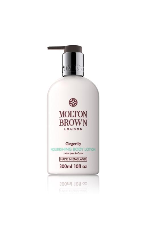 MOLTON BROWN -Κρέμα σώματος Gingerlily Nourishing - 300ml