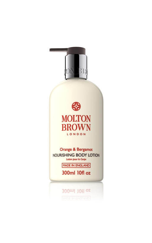 MOLTON BROWN -Κρέμα σώματος Orange & Bergamot Nourishing- 300ml