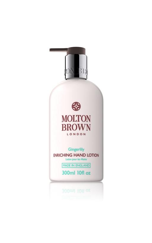 MOLTON BROWN -Κρέμα χεριών Gingerlily Enriching  - 300ml