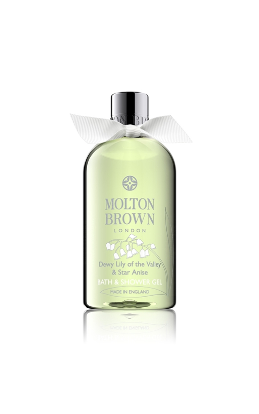 MOLTON BROWN -Αφρόλουτρο Dewy Lily of the Valley & Star Anise- 300ml
