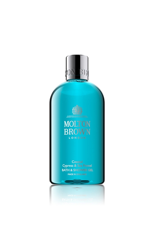 MOLTON BROWN -Αφρόλουτρο Blue Cypress & Sea Fennel- 300ml