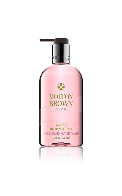 MOLTON BROWN -Σαπούνι χεριών Rhubarb & Rose - 300ml