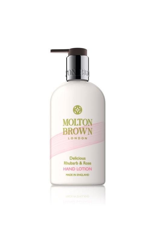 MOLTON BROWN -Κρέμα χεριών Rhubarb & Rose - 300ml
