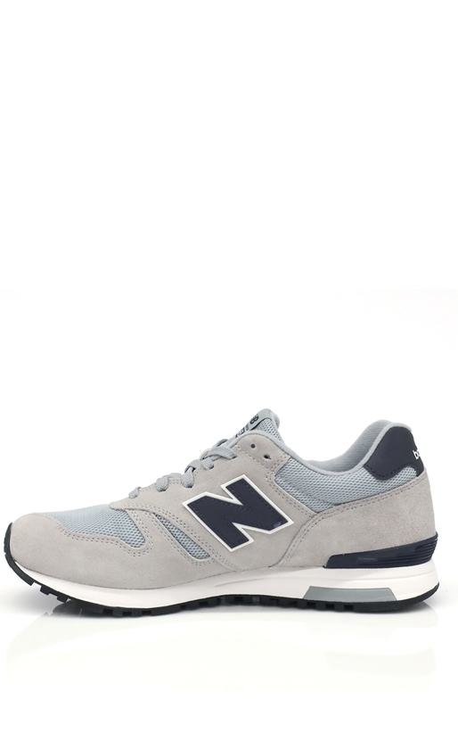 NEW BALANCE-Γυναικεία sneakers NEW BALANCE γκρι-σιέλ