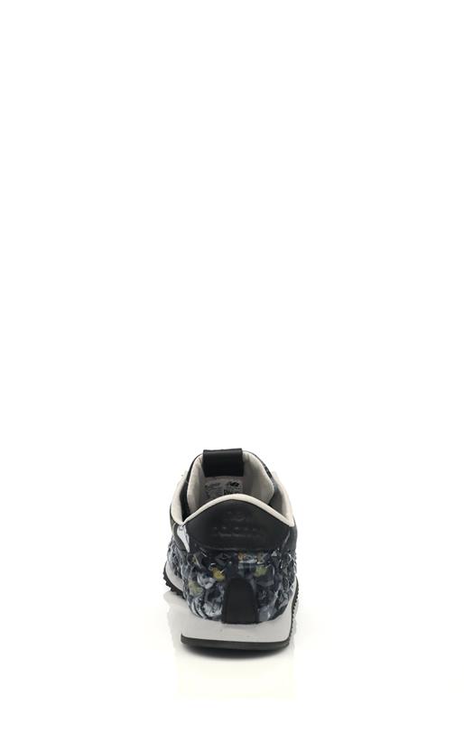 NEW BALANCE-Γυναικεία sneakers NEW BALANCE γκρι-μαύρα