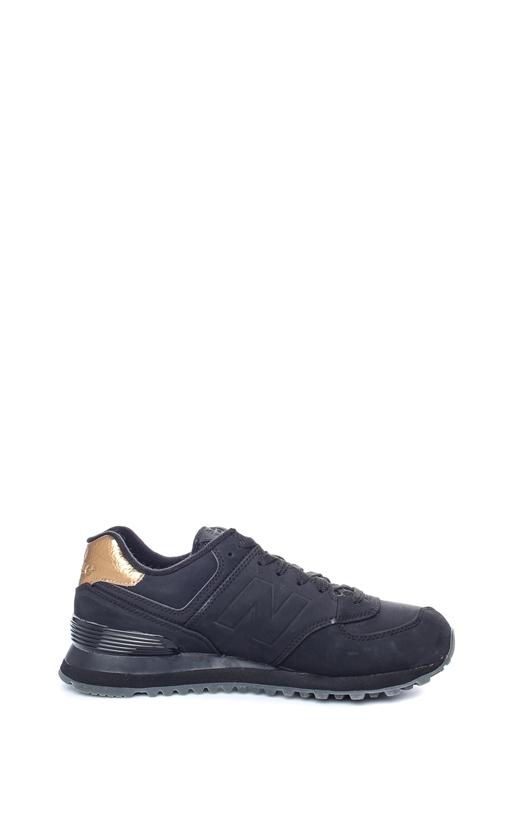 NEW BALANCE-Γυναικεία παπούτσια NEW BALANCE 574 μαύρα
