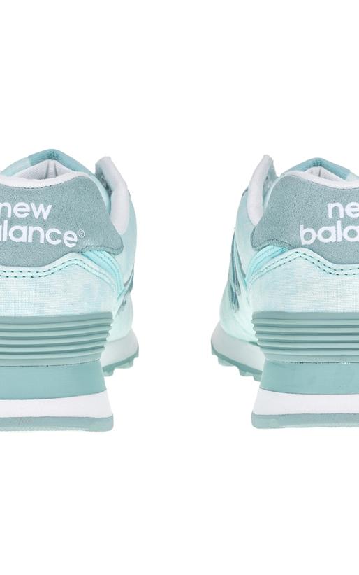 NEW BALANCE-Γυναικεία sneakers NEW BALANCE γαλάζια