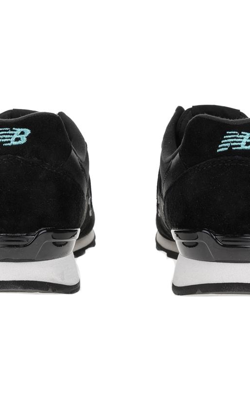 NEW BALANCE-Γυναικεία sneakers NEW BALANCE μαύρα