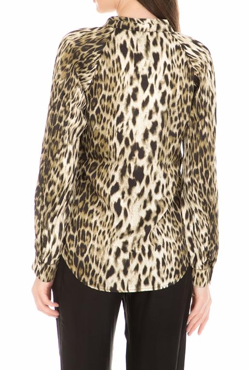 7c805f09e7ec Γυναικείο πουκάμσο NU χακί-μαύρο (1738919)