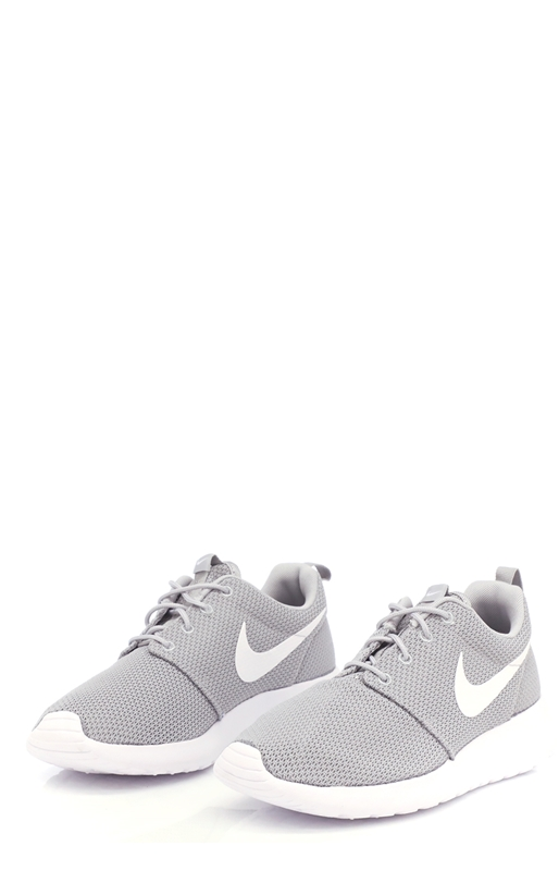 Αντρικα αθλητικά παπούτσια NIKE ROSHE ONE γκρι-άσπρα (1083588 ... d61ed49fe20
