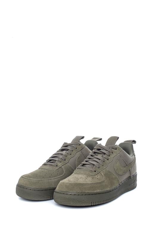 NIKE-Ανδρικά sneakers Nike AIR FORCE 1 '07 CNVS λαδί
